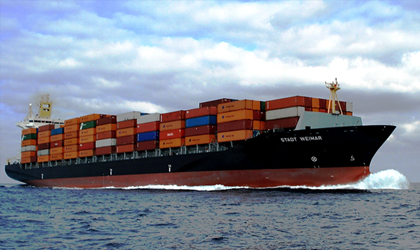 Sea Freight (Pick-up and Delivery within City Limits)